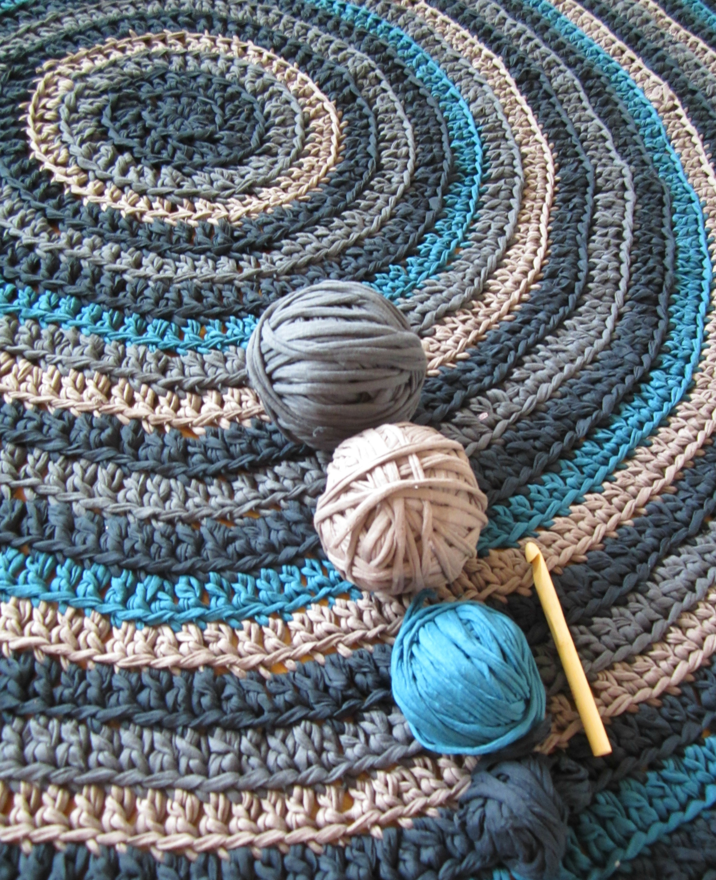 Carpet Yarn For Crocheting 19 Crochet Rug Patterns Guide Patterns